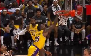 """Fantastiška """"Lakers"""" ataka ir įspūdingas S.Dinwiddie dėjimas - gražiausi NBA momentai"""