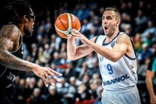 """""""Neptūnas"""" pirmajame aštuntfinalio mače tinkamai priešinosi Čempionų lygos favoritams"""