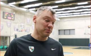 """Š.Jasikevičiaus """"Fenerbahce"""" nesėkmės nejaudina: jie yra Top 3 komanda"""