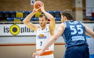 Valeikos klubas žengė į FIBA Europos taurės ketvirtfinalį