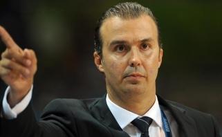 """L.Banchi paliks """"Emporio Armani"""" trenerio postą, jį pakeis S.Djordjevičius arba S.Pianigiani"""