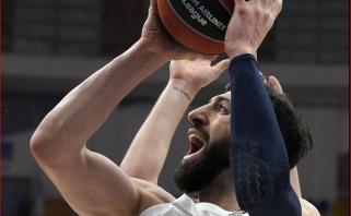 """Nepilnos sudėties CSKA įveikė """"Avtodor"""" su netaikliu Ž.Šakičiumi"""