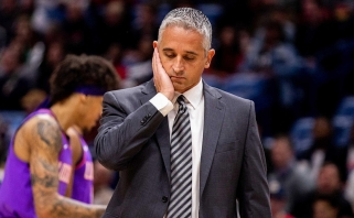 """""""Suns"""" oficialiai paskelbė apie pirmojo NBA komandą treniravusio europiečio atleidimą"""