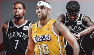 """J.Dudley: jei """"Knicks"""" vadovai veiktų tinkamai, Durantas ir Irvingas žaistų Niujorke"""