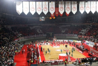 """Iš """"Olympiakos"""" seifo dingo pusė milijono eurų"""