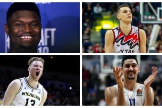 NBA biržos intrigos: dešimtmečio talentas, kuklus europiečių desantas ir prognozės lietuviams