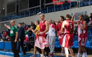 Sparčiai tirpsta bilietai į NKL finalo ketverto renginį Jonavoje (tvarkaraštis)