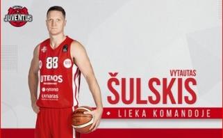 """V.Šulskis toliau vilkės """"Juventus"""" marškinėlius"""