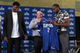 """""""Clippers"""" savininkas mąsto apie pavadinimo pakeitimą, klubas pardavė dvigubai daugiau abonementų"""