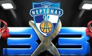 """""""Neptūno"""" turnyras 3x3 - nemokamas visoms komandoms, dalyviams - nuolaidos ir prizai"""