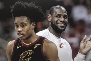 """""""Cavaliers"""" gynėjas pakartojo L.Jameso rekordą"""