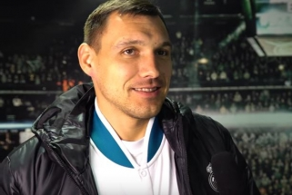 """J.Mačiulis ir L.Dončičius su nekantrumu laukia mačo """"Žalgirio"""" arenoje (video interviu)"""