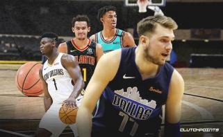 Dauguma apklaustų NBA atstovų ateities komandą norėtų burti apie L.Dončičių