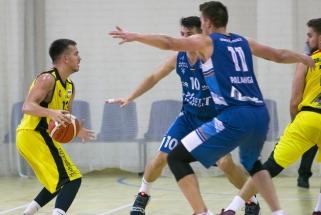 """Tritaškiais prapliupęs NKL savaitės MVP K.Babkauskas: """"Jie - mano duona"""""""
