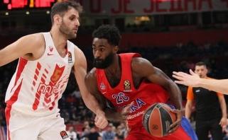 """CSKA palikęs kubietis oficialiai tapo """"Panathinaikos"""" žaidėju"""