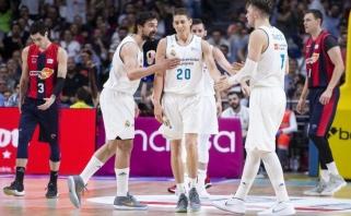 """Įspūdingai spurtavęs """"Real"""" išlygino ACB lygos finalo rezultatą"""