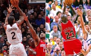 S.A.Smithas: iš dabartinių NBA žaidėjų į M.Jordaną labiausiai panašus K.Leonardas