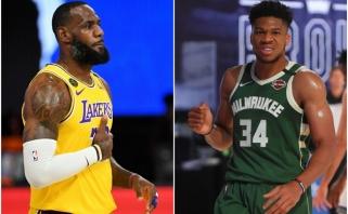 """Ryškiausios NBA žvaigždės """"burbule"""" vedė savo klubus į pergales"""