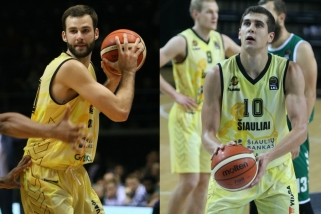 """Permainos """"Šiaulių"""" klube: traumą patyrus B.Griciūnui, į komandą grįžta Š.Beniušis"""