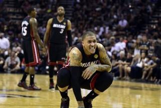 """Iš Kinijos grįžęs M.Beasley treniruojasi su """"Heat"""" ir laukia NBA klubų pasiūlymų"""