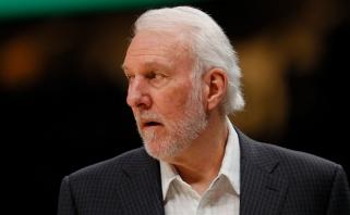 Praretėjusi JAV rinktinė į pagalbą kviečiasi 6 NBA lygos žaidėjus