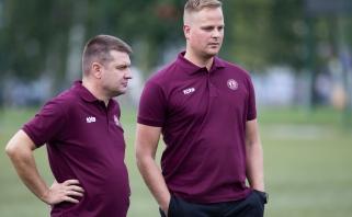 """""""Lietkabelio"""" treneris L.Eglinskas: apie būsimą darbą 16-mečių rinktinėje ir rungtynes su """"CBet"""""""