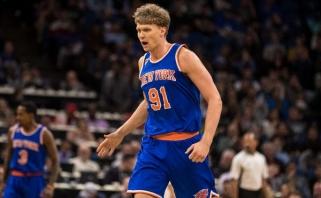 "M.Kuzminskas - NBA autsaiderio ""Suns"" klubo akiratyje"