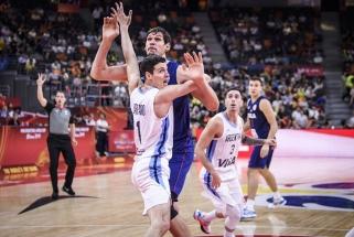Sensacija: viena pagrindinių pasaulio čempionato favoričių Serbija eliminuota ketvirtfinalyje!