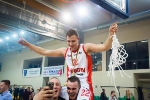 NKL čempionai išsaugojo gynėją T.Kliučinyką (interviu)