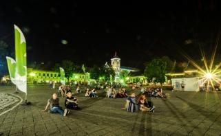 Naktinės rungtynės su Nigerija - gyvai Kauno Rotušės aikštėje (renginių tvarkaraštis)