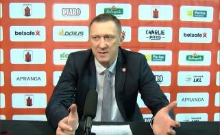 """Ž.Urbonas - apie """"Juventus"""" taiklumą Panevėžyje: futbolo rinktinė su koja įspirtų daugiau"""