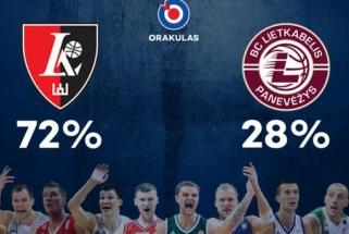 """""""Orakulo"""" prognozė: lemtingas mūšis Vilniuje"""