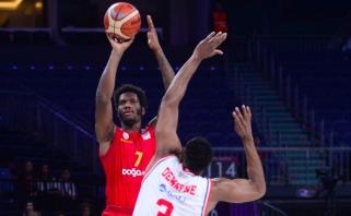 """Dar vienas """"Žalgirio"""" naujokas solidžiai debiutavo NBA Vasaros lygoje"""