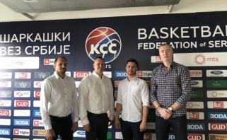 LKF bendradarbiaus su Serbijos krepšinio federacija