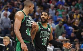 """K.Irvingas: """"Celtics"""" jaunimas nesuvokia, kaip tapti pretendentais į čempionų titulą"""