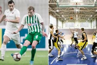 Vyriausybės šviesoforas sporto kryžkelėje: profesionalams – žalia, mėgėjams – raudona