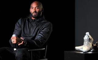 """K.Bryantas per metus uždirbo 20 mln. ir užėmė 6-ą vietą mirusių įžymybių """"Forbes"""" sąraše"""