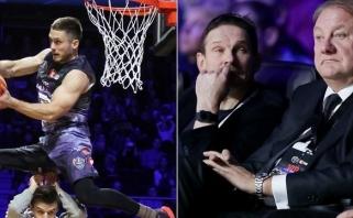 Antras krepšinio šventės blynas privertė susimąstyti: nebeliks konkursų?