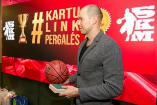 """S.Babrauskas džiaugiasi sėkminga """"Ryto"""" sezono pradžia, o karjerą ketina tęsti užsienyje"""