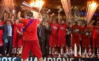 CSKA pasiliko vieną amerikietį, atsisakė kito bei pakvietė perspektyvų rusą