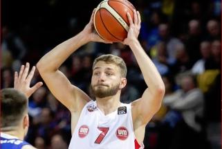 LKL savaitės MVP - karjeros rungtynes sužaidęs G.Radzevičius