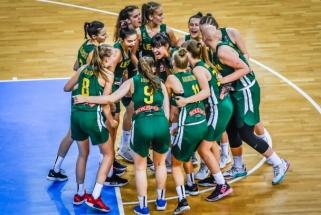 Lietuvaitės žengė į Europos čempionato ketvirtfinalį