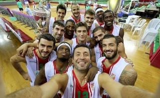 Turkijos finalo serijos rezultatą išlygino J.Palacioso pergalingas metimas