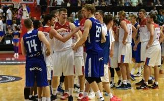 Rusai atrankoje nesiterliojo ir dar su keturiomis rinktinėmis pateko į Eurobasket 2017 (rezultatai)