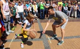 Jaunimo turnyras Palangoje - ir su vyrų rinktinės krepšininkais