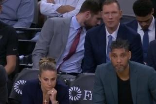 """Sąmyšis San Antonijuje: tapo neaišku, kas treniruoja """"Spurs"""""""