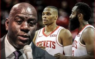"""M.Johnsonas: """"Rockets"""" - ne čempionų lygio komanda"""