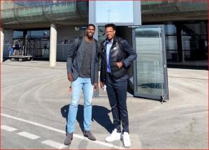 """Į Stambulą palaikyti """"Žalgirio"""" atvyko ir NBA žaidėjas"""