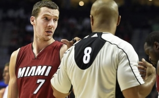 """NBA: """"Heat"""" užsitikrino vietą atkrintamosiose, """"Bulls"""" išsikasė sau duobę (rezultatai)"""