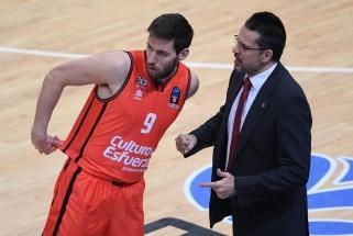 """""""Valencia"""" komanda tapo Europos taurės turnyro finalo antra dalyve"""